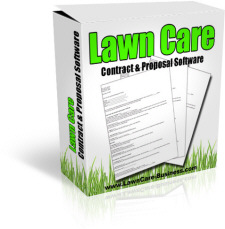 Lawn Care Contract and Proposal