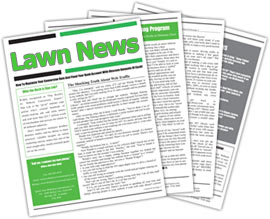 Lawn Care Newsletters