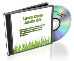 Lawn Care Audio CD