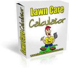 Lawn Care Calculator